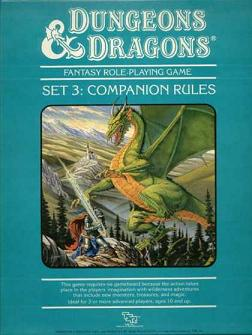 D&D green dragon