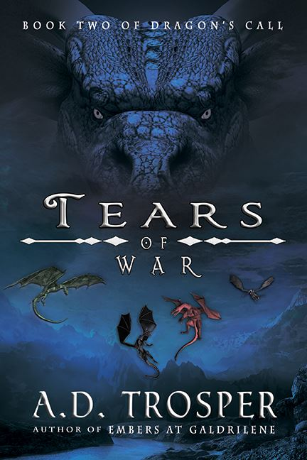 New Tears of War cover