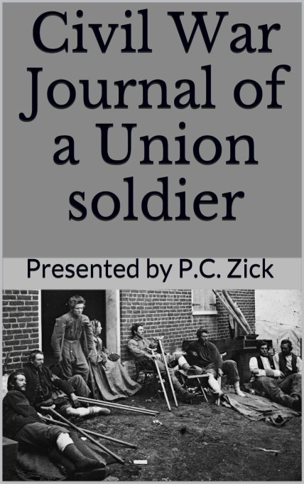 Civil War Kindle Cover