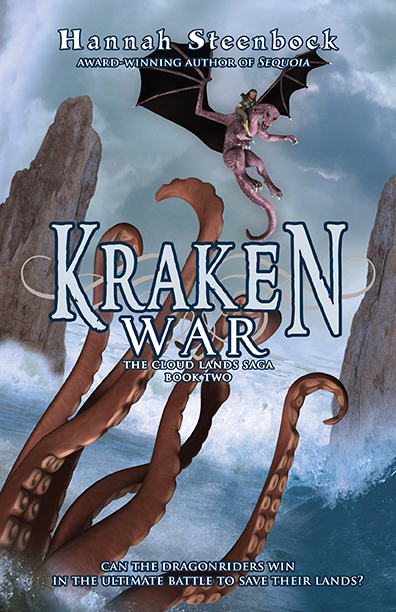 Kraken War by Hannah Steenbock