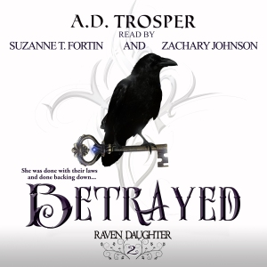 Betrayed Audio Cover 2020